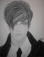 Jon Underdown Sketchbook Portrait by ChiisaiKabocha17
