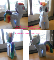 Completed commission: Rainbow Dash by Who-Butt
