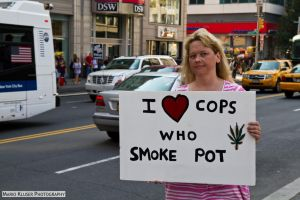 Cops Who Smoke Pot by mariokluser