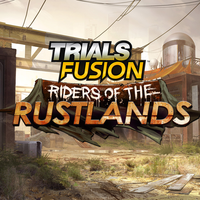 Trials Fusion Riders of Rustland Metro by griddark