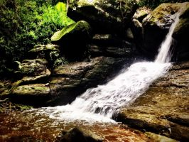 Waterfall by SurgicalGull