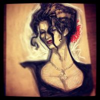 Turkish delights life drawing event. Pg3. by ARTofANT