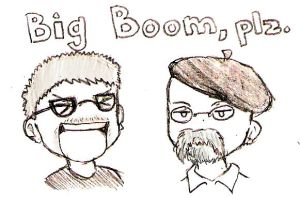big boom. by Kurzstoff