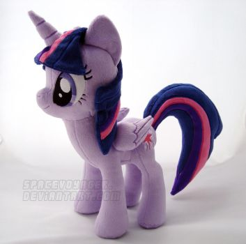 Twilight Sparkle by PlanetPlush
