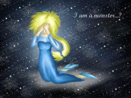 I am a monster...? by CeriseEliCore