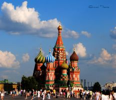 Saint Basil's Cathedral 7 by Puce-chan