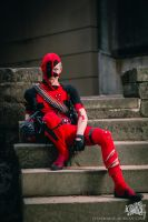Scars - Deadpool Cosplay by Soylent-cosplay