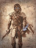 Shadow of Morder - Talion by jessekwe