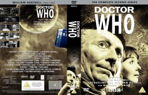 DOCTOR WHO CLASSIC  SERIES 2 by MrPacinoHead