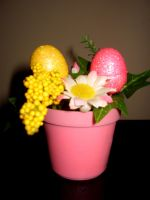 Easter decoration by ritaflowers