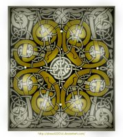 CELTIC ART  351 by oboudiart