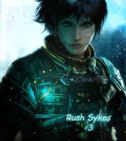 Rush Sykes by Renchee