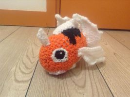 Seaking plush crochet