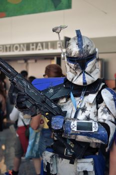 Some Trooper at Anime Revolution 2014 by Hxes