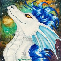 Rooth in Spaaaaaace by LucidKitsune