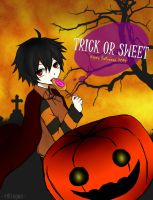 Trick or Sweet? by Viki-nyan