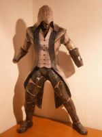 Assassins Creed 3 - Connor Kenway - WIP 1 by sunto2