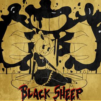 BATIM - Black Sheep Cover Page by BlueM0usE