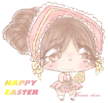 Happy Easter*+:.. by Menses-chan