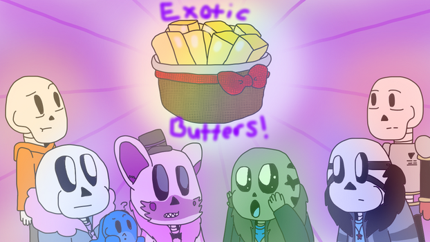 Exotic Butters! by cjc728