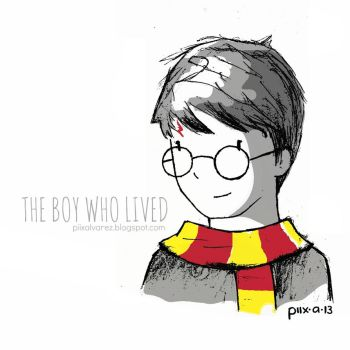 The Boy Who Lived by SoyDavo