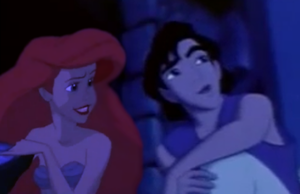 Ariel x Aladdin Someday . . . by FantasticalWonder