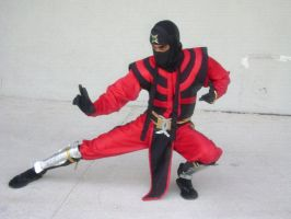 Ermac. Cosplay by El-Saint