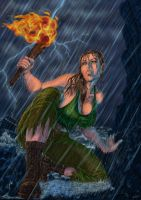 Tomb Raider Reborn by wayneabrown35
