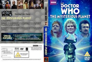 Doctor Who: The Mysterious Planet DVD Cover by Cotterill23