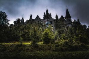 Chateau de Noisy 02 by Bestarns