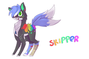 Skipper [ENTRY] by CherryBlossomCake