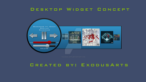 Music Player Concept ExodusArt by Exodus-Arts