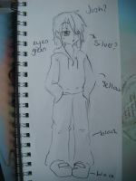 crappy guy doodle 3 -at school by Heleno-the-magnifico
