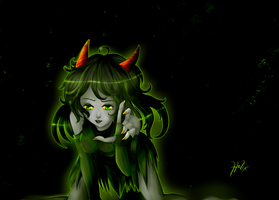 .:Homestuck:. The Disciple by N-Lilix