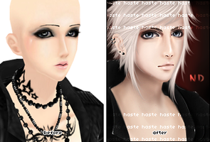 ND - Before and After by LeHaste