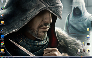 Assassin's Creed Revelations Desktop by Seraphoid