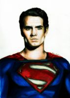 The Man of Steel by feliciabe