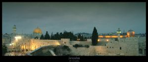 Jerusalem by korayalkan