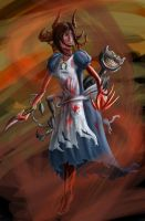 Alice: Madness Returns by SadDays