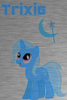 Trixie Wallpaper for iPhone or iPod touch by RainbowTrixie