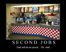 Second Jobs by TehCrab