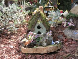 Fairy House 1... by ItsAllStock