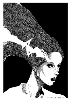 The Bride of Frankenstein by BenBASSO