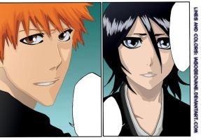 Bleach 423 - Goodbye Ichigo by IagoGeovane