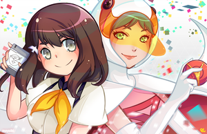 Gatchaman ENCORE by Mayuiki