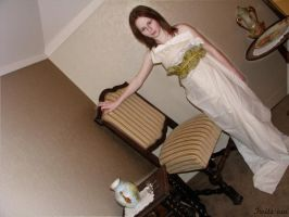 Silk dress stands by Twits-oia