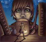 The Secret World of Astrid by fUnKyToEs
