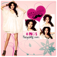 Pack PNG Sooyoung (SNSD) by GAJMEditions