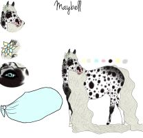Maybell|Caspanas RPG| Application by RougarCougar