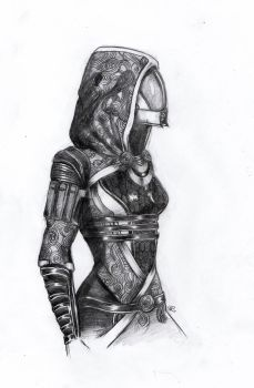 Tali Zorah by strawberry-circus